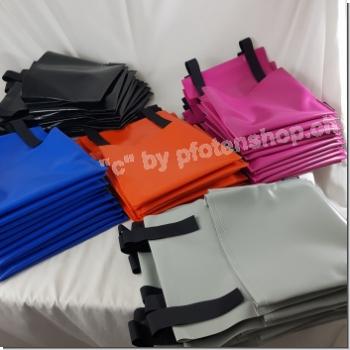 Anhängetasche aus Blachenmaterial für Hundebox