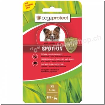 bogaprotect Spot-On Hund XS 3 x 0.7ml Hund 1 - 4kg